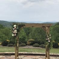 Arch at Blue Mountain Vineyard