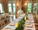 Wedding reception at Frog Town Winery