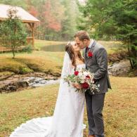 Wedding in North Georgia Mountains