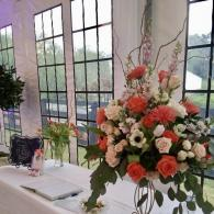Elevated Table Arrangment