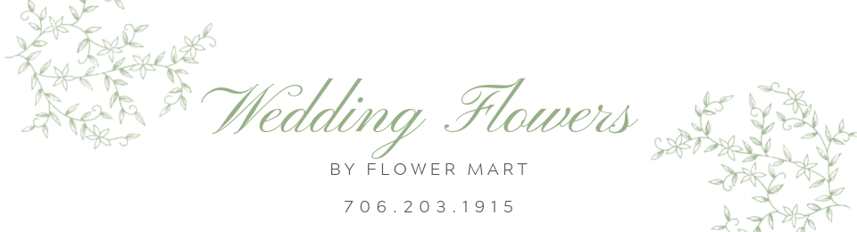 Wedding Flowers by Flower Mart